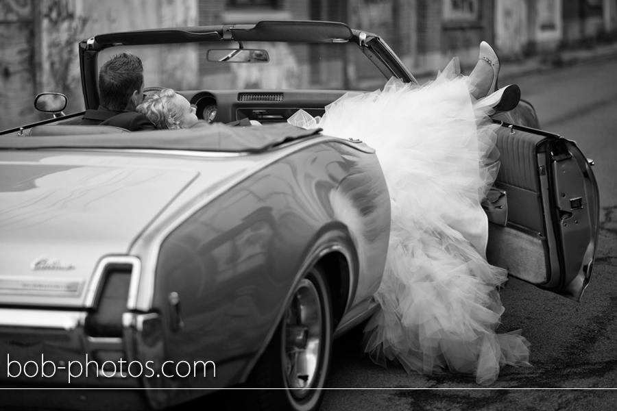 Oldsmobile bruidsfotografie bergen op zoom benny en inge 017