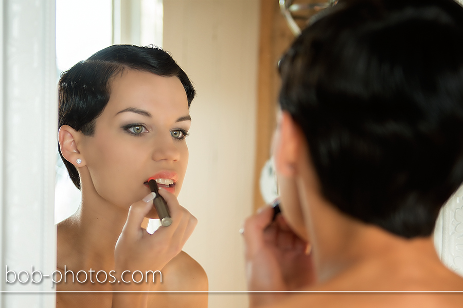 Bruidsreportage Remy en Jeamie glamour 05
