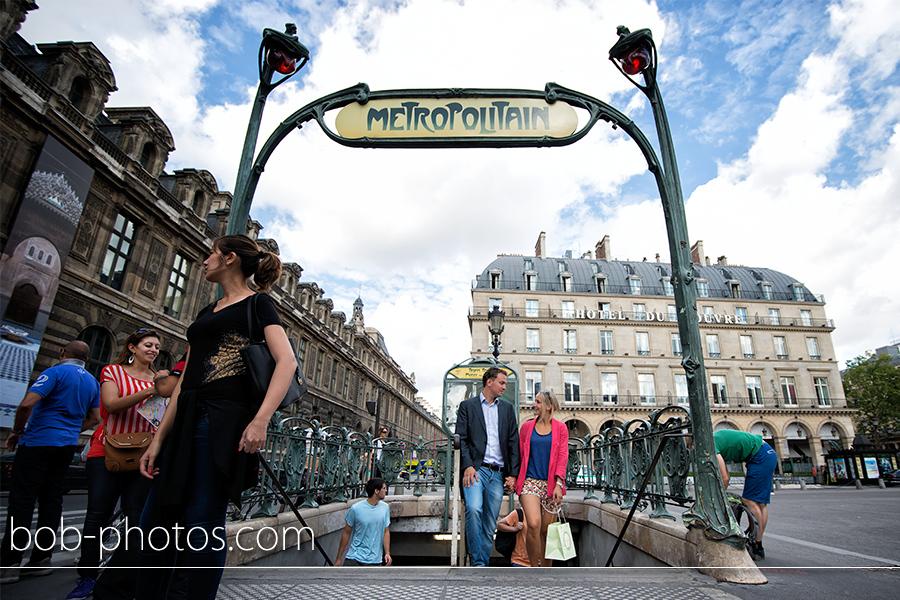 Loveshoot Paris Joost en Fleur 01