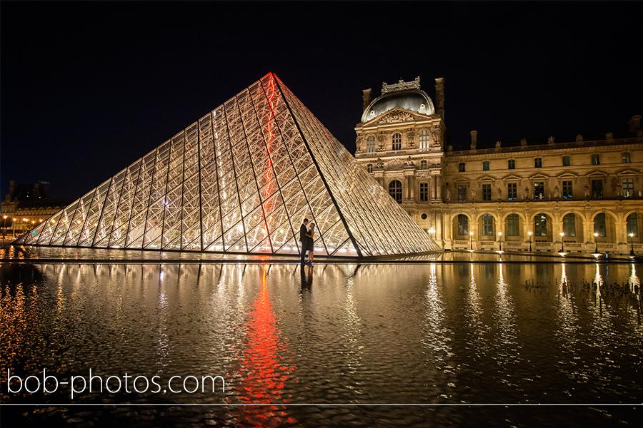 Louvere Loveshoot Paris