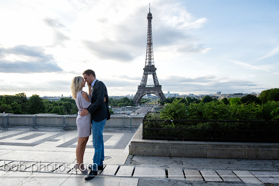 Trocadero Loveshoot Paris