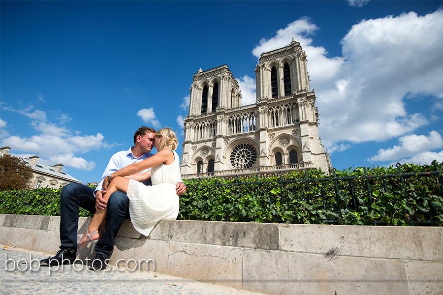 Notre-Dame Loveshoot Paris