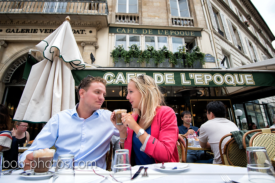 cafe de l' epoque Loveshoot Paris