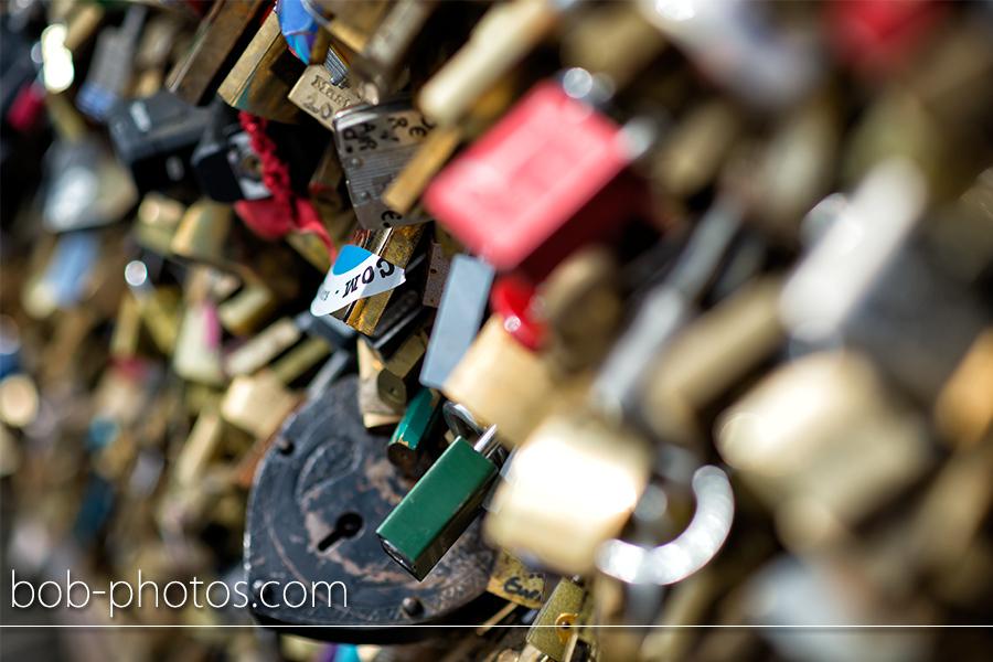 Pont des Arts Loveshoot Paris