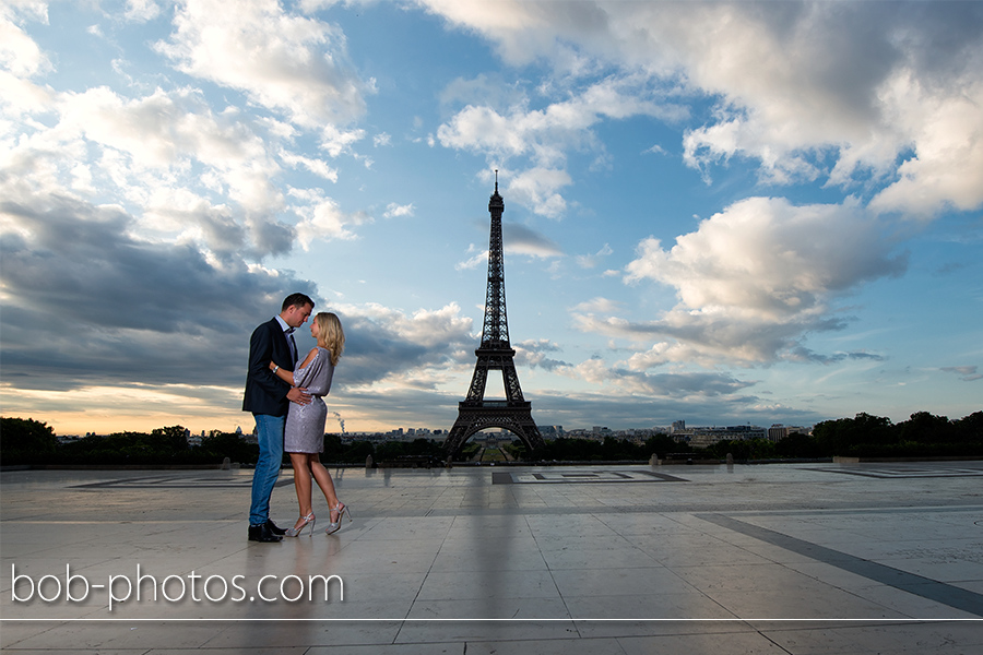 Trocadero Loveshoot Parijs
