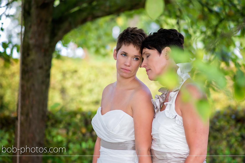 Bruidsfotografie Rotterdam Annemarie & Wilma 06