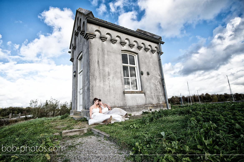Bruidsfotografie Rotterdam Annemarie & Wilma 09