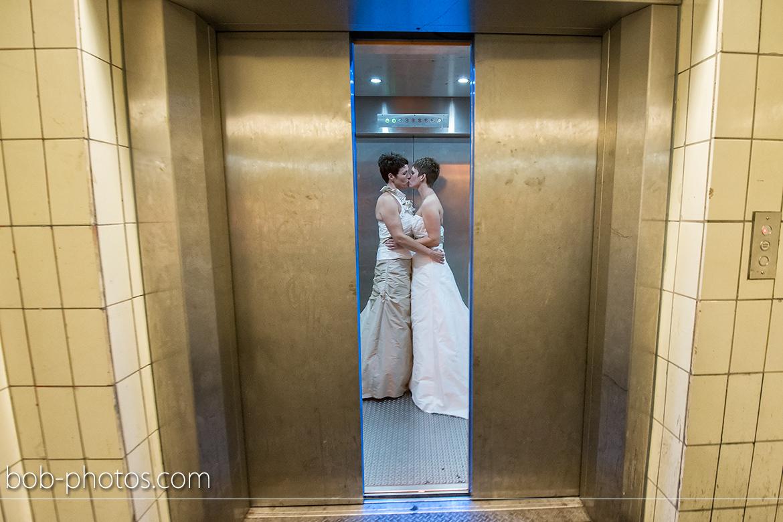 Bruidsfotografie Rotterdam Annemarie & Wilma 13