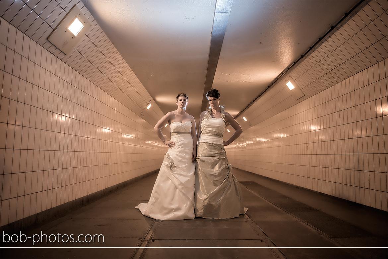 Bruidsfotografie Rotterdam Maastunnel 14