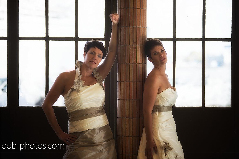 Bruidsfotografie Rotterdam Annemarie & Wilma 19