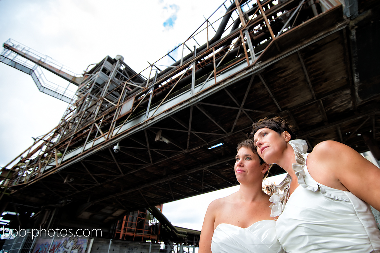 Bruidsfotografie Rotterdam Annemarie & Wilma 23