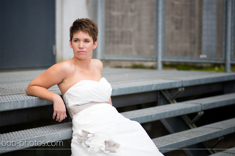 Bruidsfotografie Rotterdam Annemarie & Wilma 24