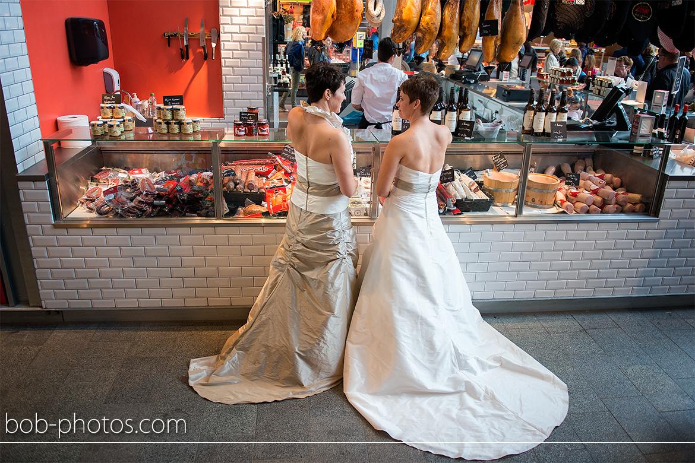 Bruidsfotografie Markthal Rotterdam 28