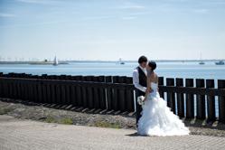 bruidsfotografie referentie Tholen