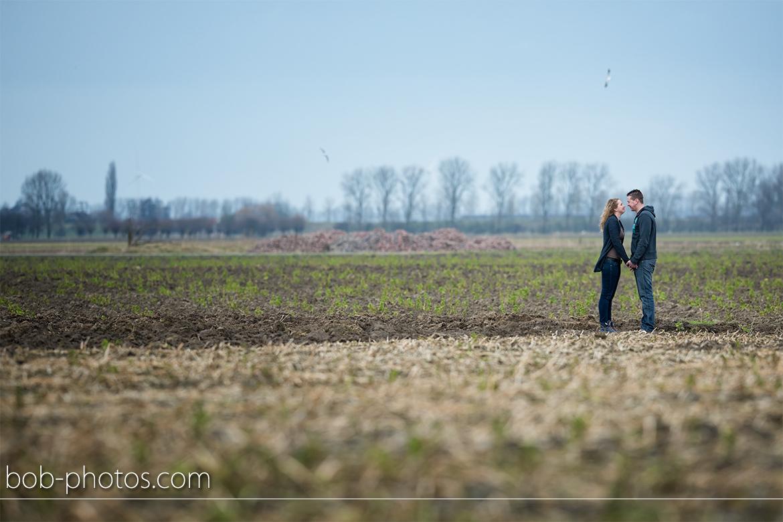 uitgestrekte landschap Loveshoot Poortvliet Susan en Nick14
