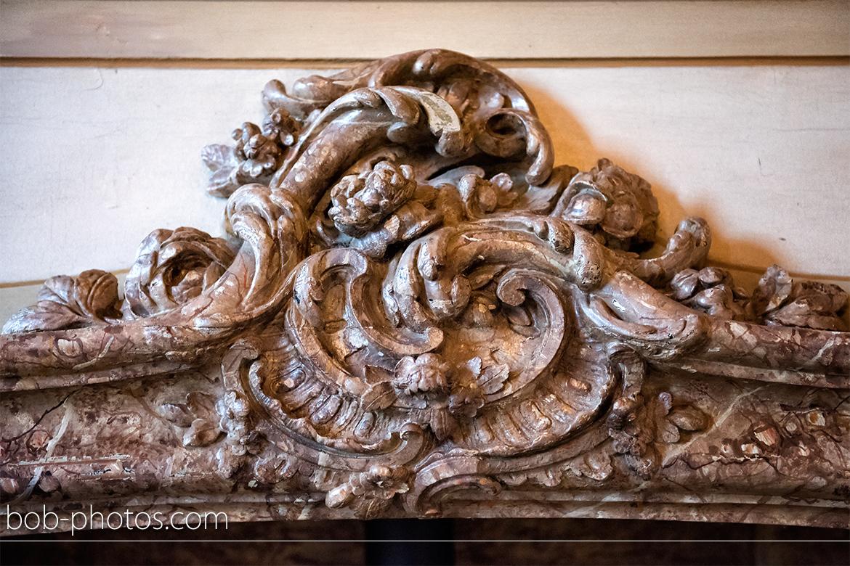 prachtige gemarmerde schouw Trouwlocatie Huis Lichtenberg 11