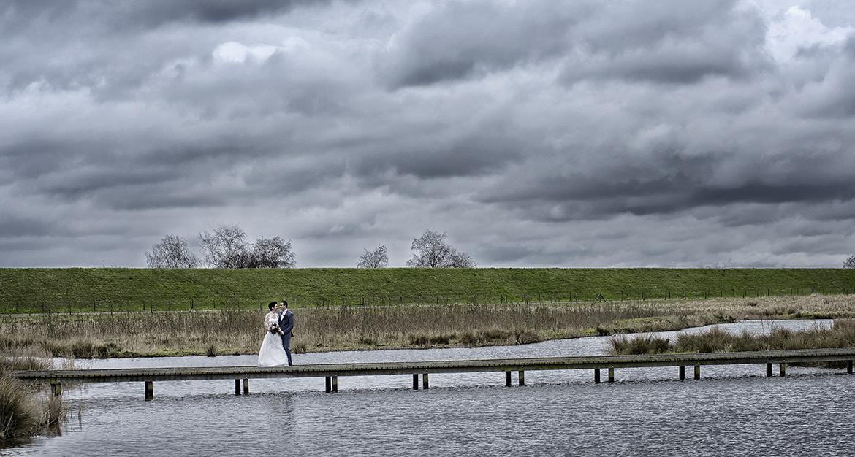 Bruidsfotografie Beneden Sas