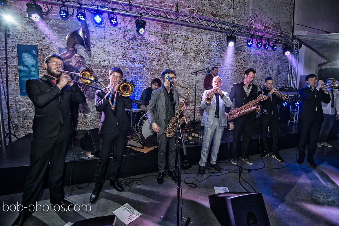 Gallowstreet Brass Band Bruidsfotografie-Rob-en-Ineke-51