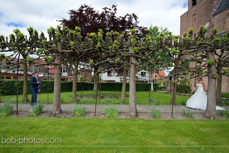 Kerktuin Bruidsfotografie Poortvliet Susan & Nick 11