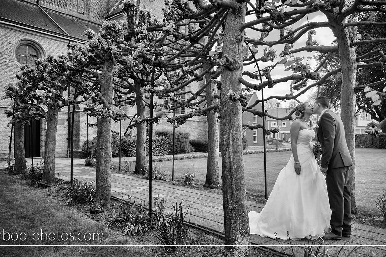 Kerktuin Bruidsfotografie Poortvliet Susan & Nick 12
