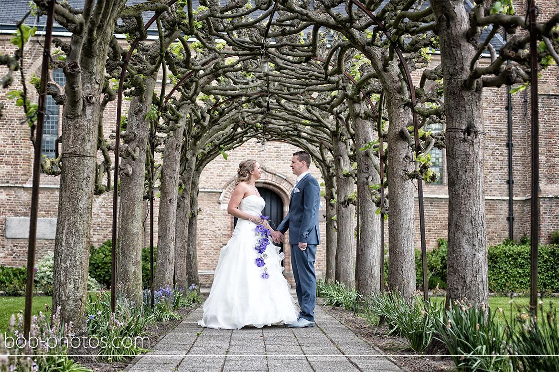 Kerktuin Bruidsfotografie Poortvliet Susan & Nick 13