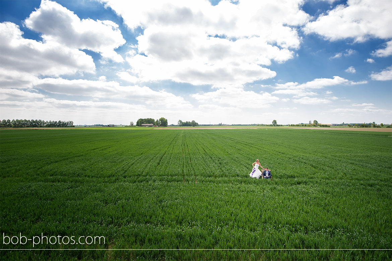 Bruidsfotografie Poortvliet Susan & Nick 19