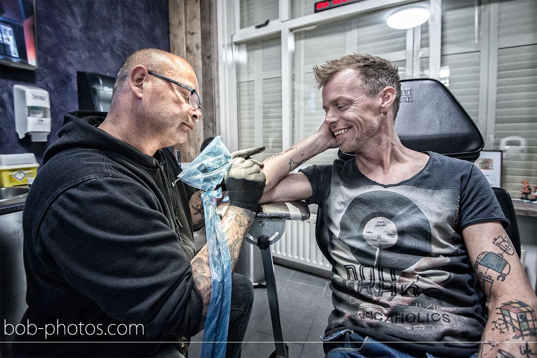Tattoo Bruidsfotografie Renesse Philippe en Ineke 05