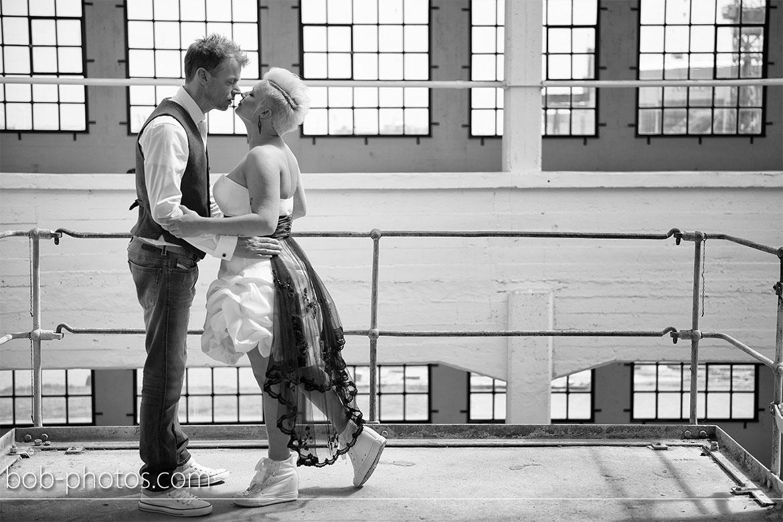 De Timmerfabriek Vlissingen Bruidsfotografie Renesse Philippe en Ineke 30