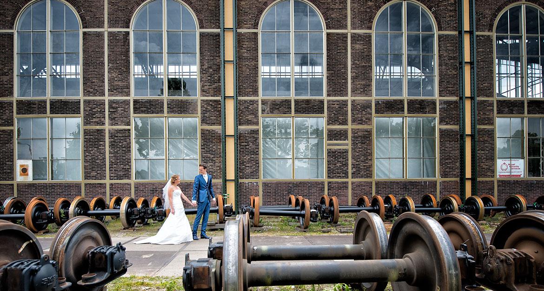Bruidsfotografie Halsteren