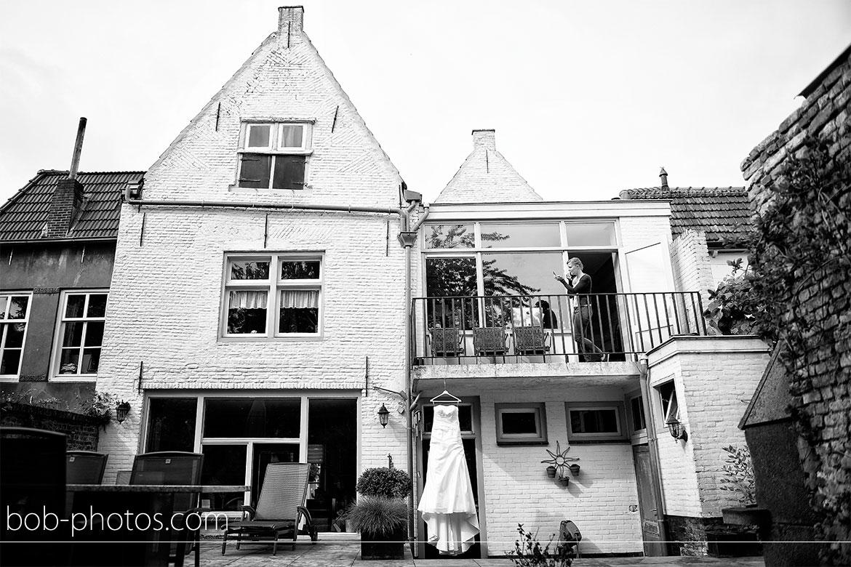 Bruidsfotografie Halsteren Okko & Nienke 02