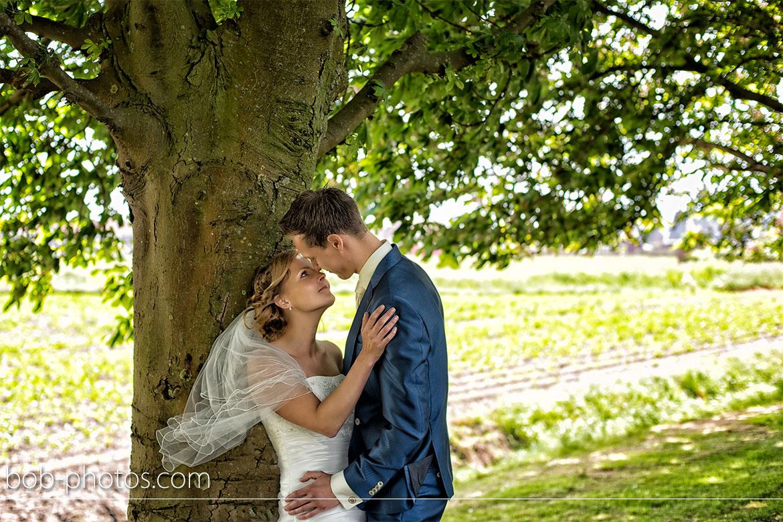 Bruidsfotografie Halsteren Okko & Nienke 21