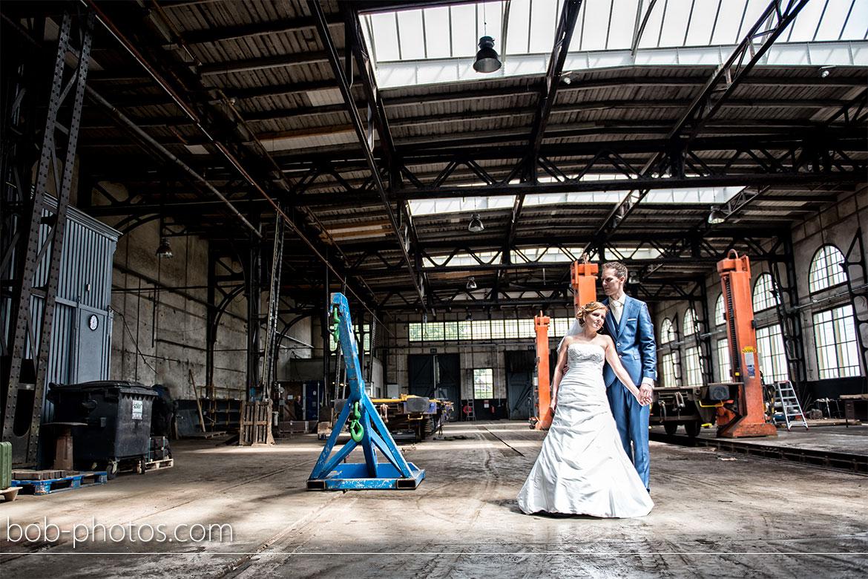 Bruidsfotografie Halsteren Okko & Nienke 24