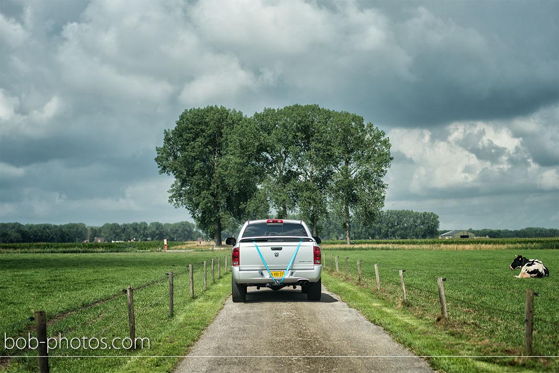 Dodge Ram SRT10 Bruidsfotografie Hulst Wim & Natascha 22