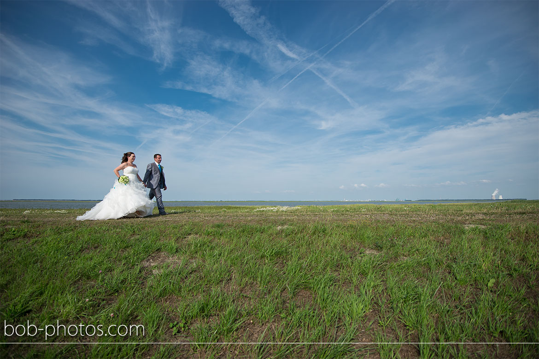 Bruidsfotografie Hulst Wim & Natascha 42
