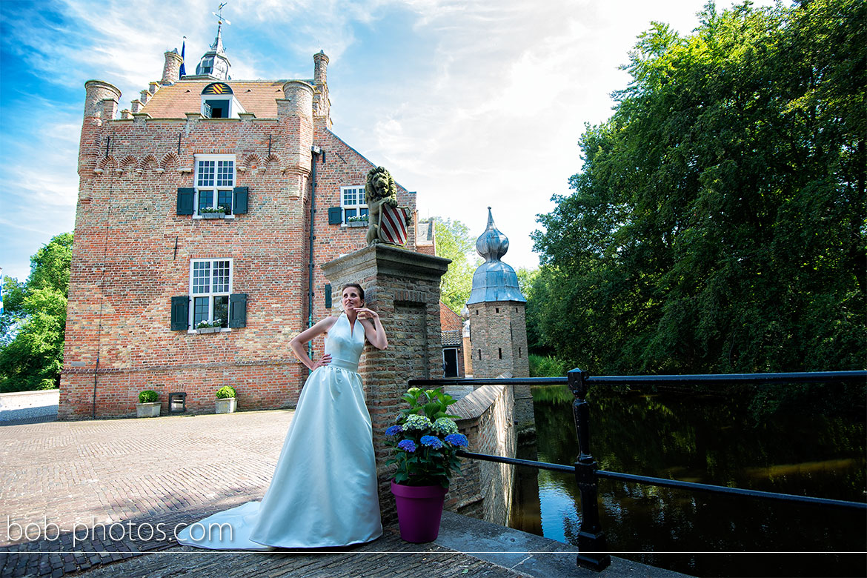 Slot Moermond Bruidsfotografie Renesse Leo & Ilona  46