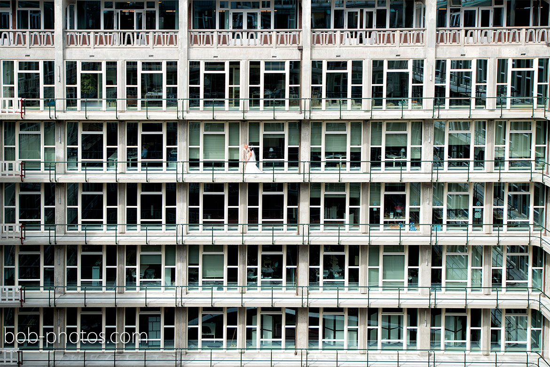 Groot Handelsgebouw Bruidsfotografie Rotterdam Edwin & Debby 020