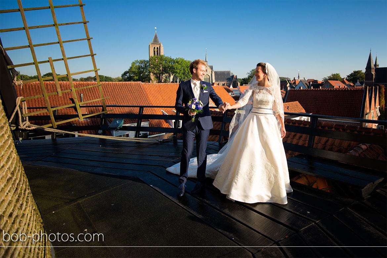 Molenwinkeltje De Vlaswiek Tholen Bruidsfotografie Bergen op Zoom Joost en Dieneke12