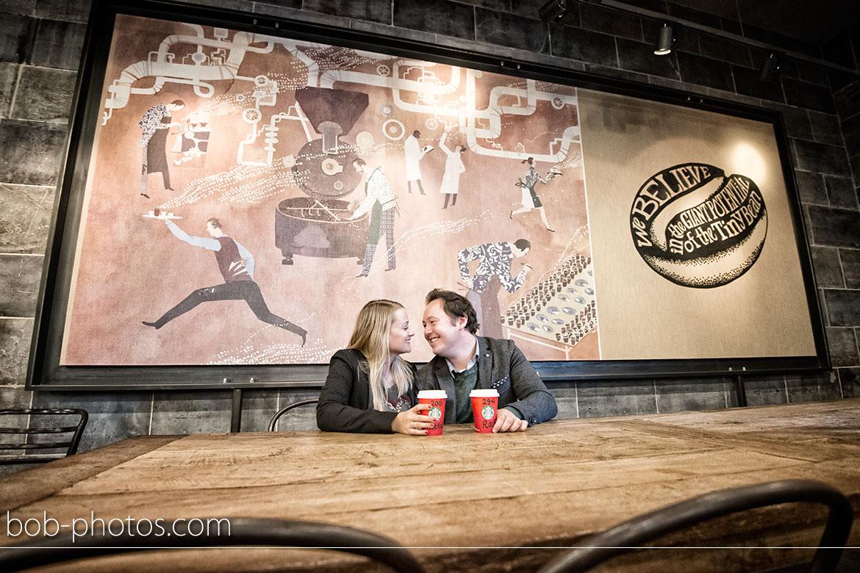 Starbucks Loveshoot Antwerpen Ralf & Astrid 03
