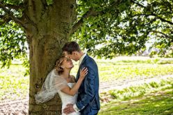 bruidsfotografie referentie Halsteren