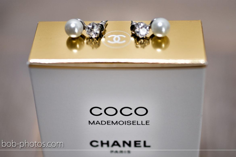 chanel coco mademoiselle Bruidsfotografie