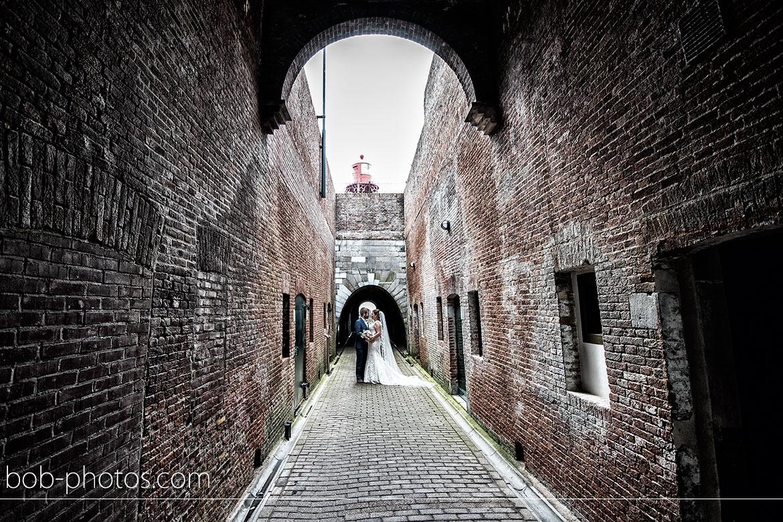 Kazematten Vlissingen Bruidsfotografie Zeeland