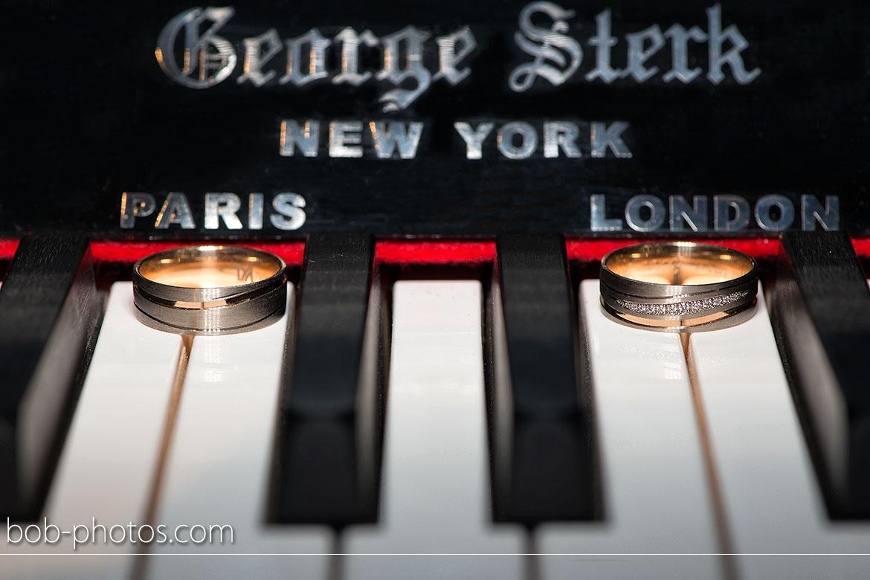 George Sterk Piano's Bruidsfotografie Zeeland Jean-Pierre & Wendy41