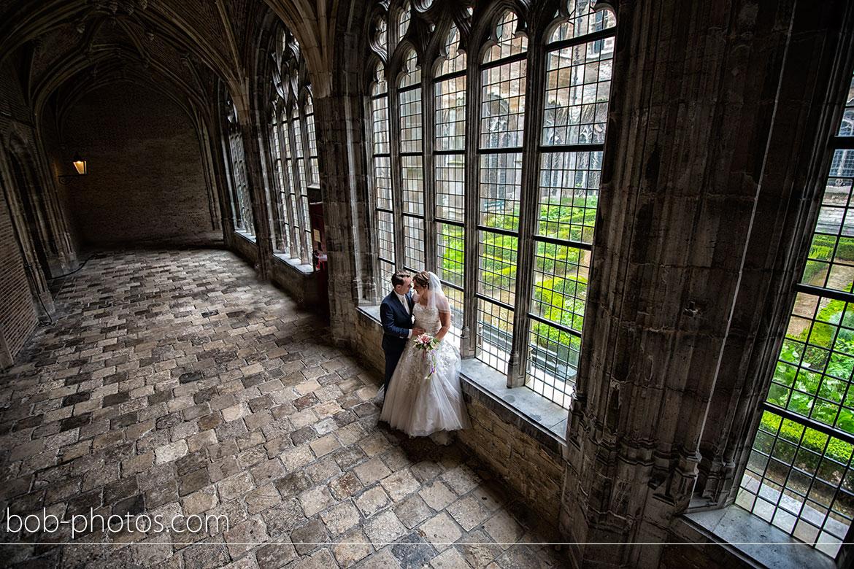 Kloostergangen Abdij Middelburg Bruidsfotografie-Brasschaat-Johnny-en-Amy-31