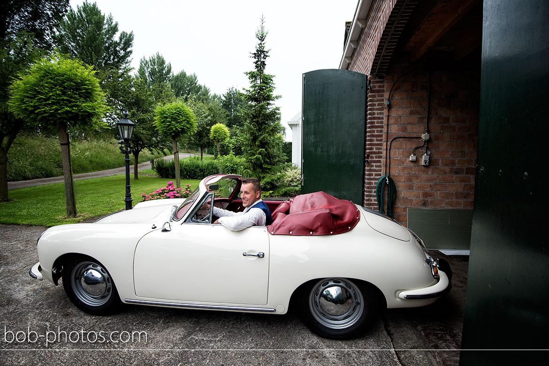 Porsche 356A 1600 Sportster Bruidsfotografie-Kwadendamme-Martijn-&-Esther-12