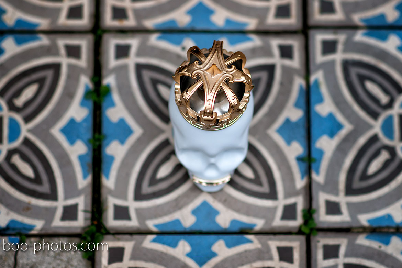 Police To Be the Queen eau de parfum Bruidsfotografie Tilburg