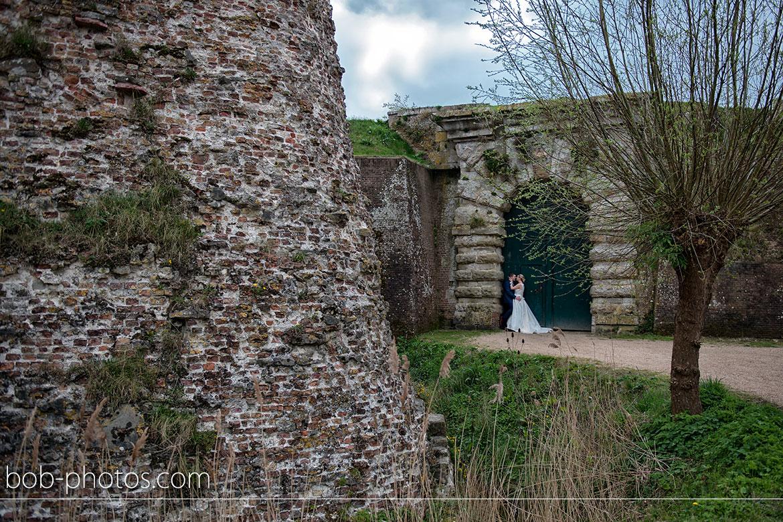 Bruidsfotografie Goes Tom en Caroline