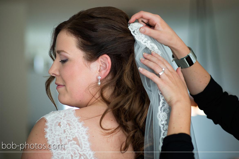 Bruidsvisagie en Bruidskapsels