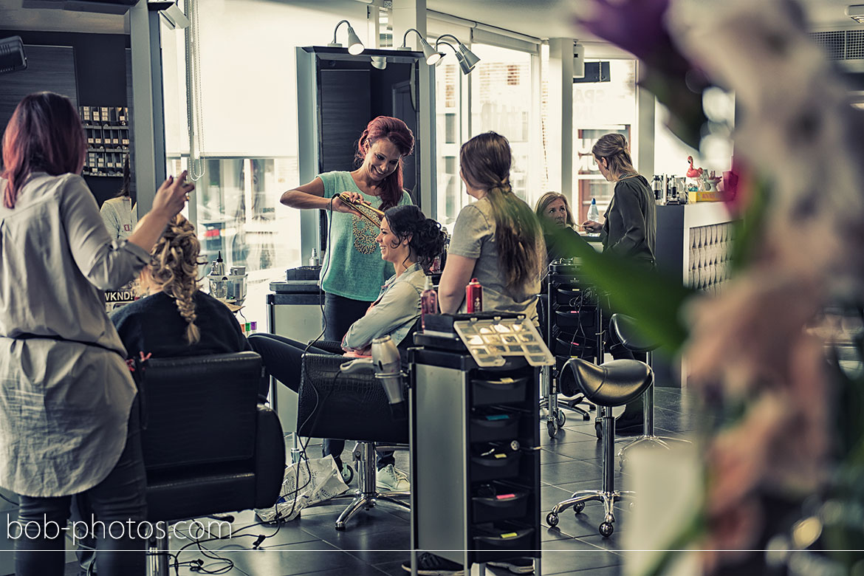 Hairlounge expert Bruidsfotografie Bergen op Zoom