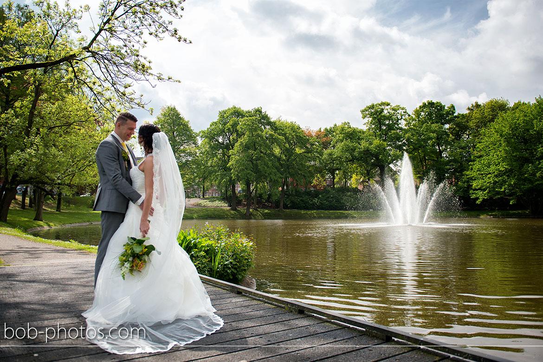 Anton van Duinkerkenpark Bergen op Zoom Bruidsfotografie