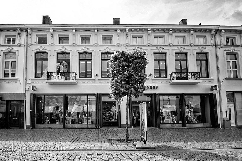 Bos Men Shop Bruidsfotografie Bergen op Zoom